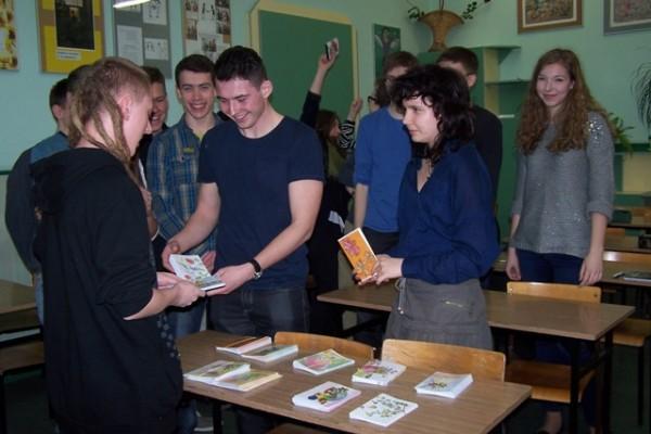 Uczniowie kl. III f