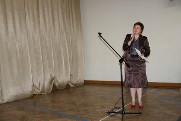 Pani Renata Hapoń – sekretarz Prezydium Rady Rodziców