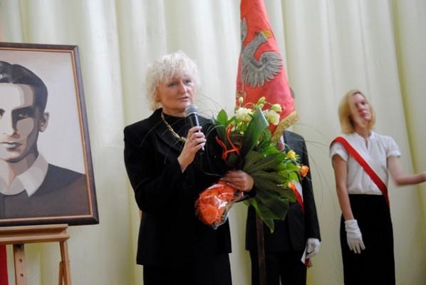 Pani Małgorzata Głódź-Tylutka – Przewodnicząca Prezydium Rady Rodziców
