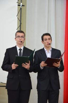 Piotr Wądołowski, Michał Ejsmont, ucz. kl. II i