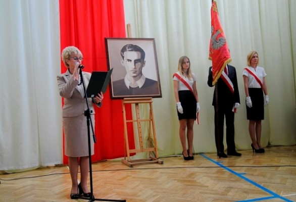 Pani Dyrektor Małgorzata Górniak