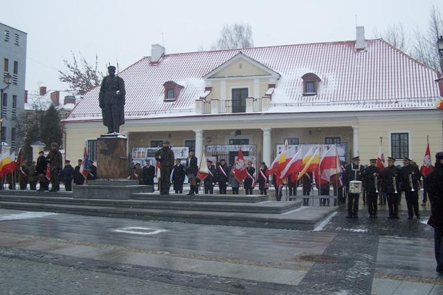 Uroczystości związane z 94. rocznicą wyzwolenia Białegostoku