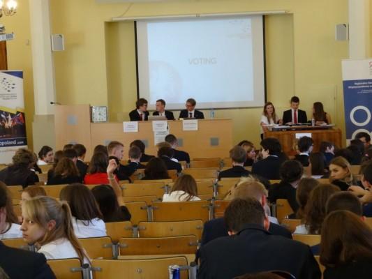 Zgromadzenie Generalne w Sali Kolumnowej Pałacu Branickich