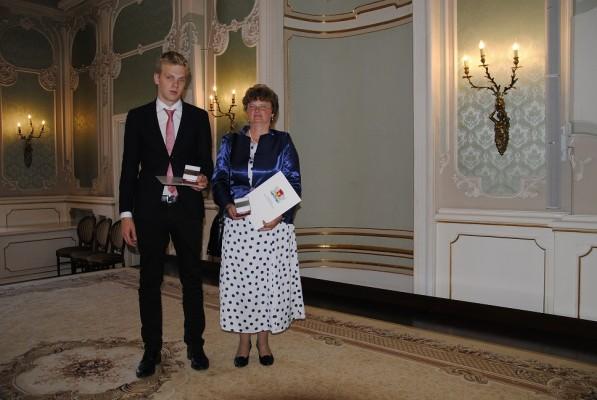 Pani Małgorzata Kulikowska i Patryk Wróblewski