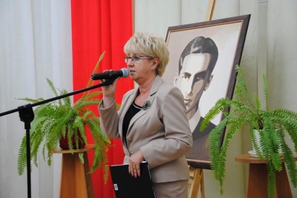 Pani Małgorzata Górniak – Dyrektor III LO