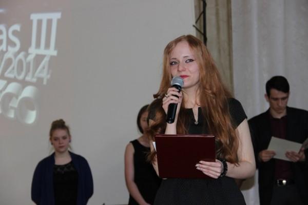 Paulina Dąbrowska, ucz. kl. III a