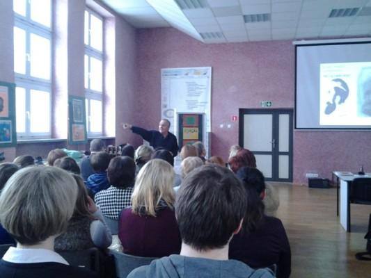 Wykład dr. hab. inż. Marka Gawrysiaka