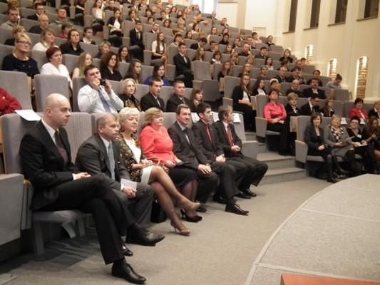 Przedstawiciele władz samorządowych i oświatowych