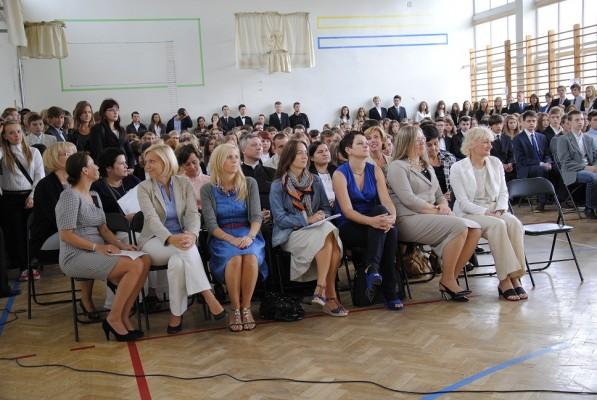 Rada Pedagogiczna III Liceum Ogólnokształcącego im. K.K. Baczyńskiego w Białymstoku