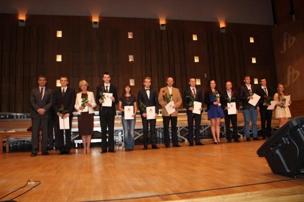 Wyróżnieni laureaci olimpiad przedmiotowych
