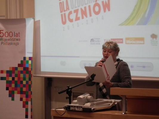 Katarzyna Mularz – zastępca dyrektora Wydziału Polityki Społecznej w Podlaskim Urzędzie Wojewódzkim