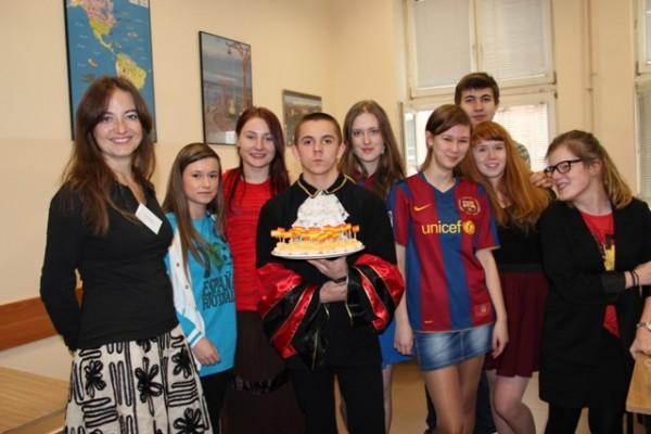 Klasa hiszpańska