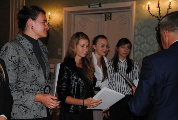 Zuzanna Siemieniako otrzymała stypendium w dziedzinie twórczości artystycznej