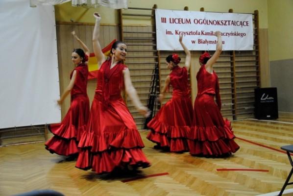 Zespół flamenco Rada Dance Art
