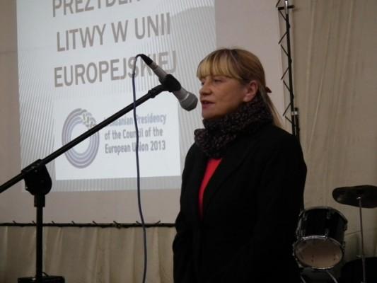 Pani Lucy Lisowski