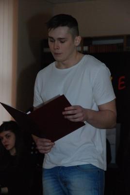 Adrian Gramacki sięgnął po poezję K.I. Gałczyńskiego