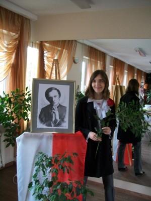 Agnieszka Ruczaj -laureatka konkursu
