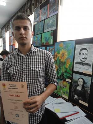 Damian Toczydłowski, klasa II i