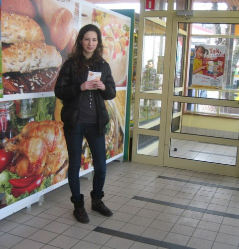 Justyna Alkśnin - kl. Ig