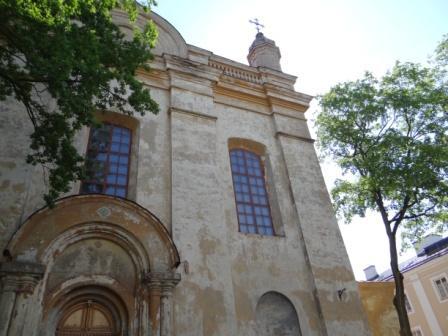 Klasztor o.o bazylianów