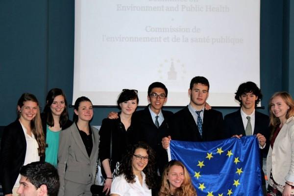 Luiza Pietrzak brała udział-  w pracach Komitetu Rozwoju Regionalnego