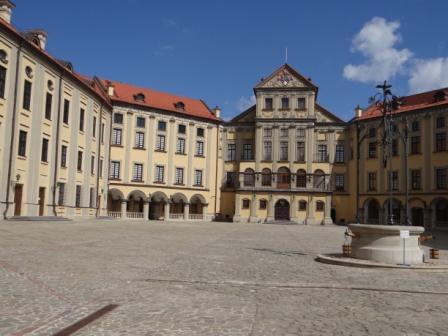 Nieśwież - rezydencja Radziwiłłów