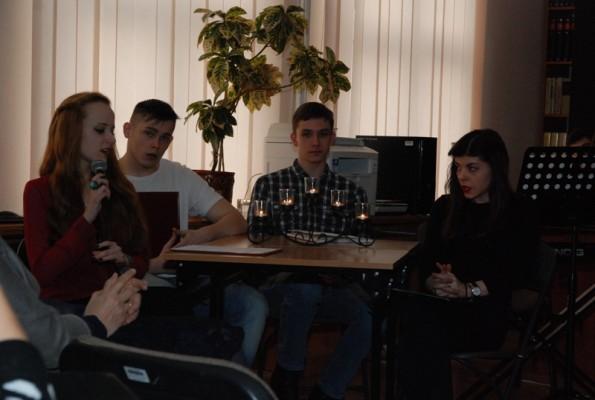 Paulina Dąbrowska, Adrian Gramacki, Jan Znaniecki i Aleksandra Czapkowska