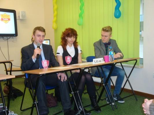 Piotr Raczkowski, Patrycja Goworko i Mateusz Zarzecki