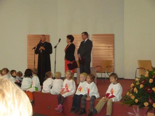 Wystąpienie Arcybiskupa prof. dra hab. Edwarda Ozorowskiego